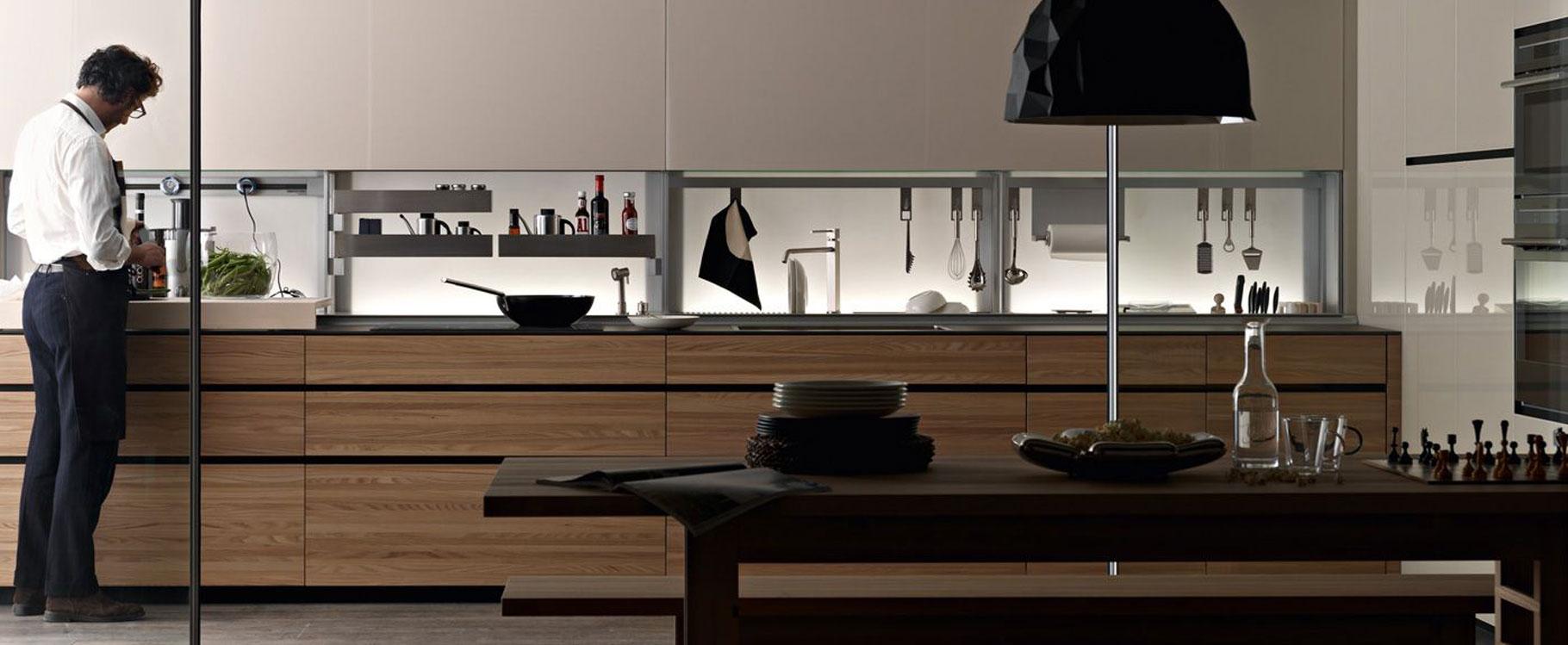 cucina vetro como, rivenditori cucine vetro como - Cucine Como